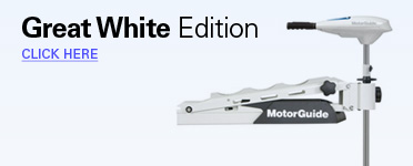MotorGuide Great White Edition