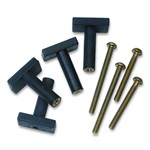 MotorGuide MGA015PB6 Mount Kit Bolts
