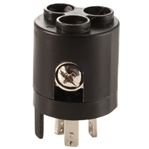 Motorguide 90100005 Motorguide 6-gauge Wire Receptacle Adapter